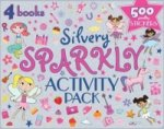 Silvery Sparkly Activity Pack