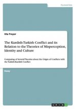 The Kurdish-Turkish Conflict and its Relation to the Theories of Misperception, Identity and Culture