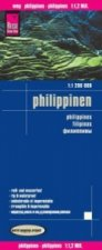 World Mapping Project Reise Know-How Landkarte Philippinen (1:1.200.000). Philippines / Filipinas