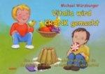 Vitalia wird krank gemacht - Eine Geschichte um gesunde Ernährung und die Schädlichkeit industriell veränderter Lebensmittel
