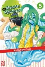 Die Monster Mädchen. Bd.5