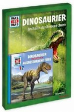 Dinosaurier, m. Audio-CD u. Poster