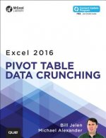 Excel 2016 Pivot Table Data Crunching (includes Content Upda