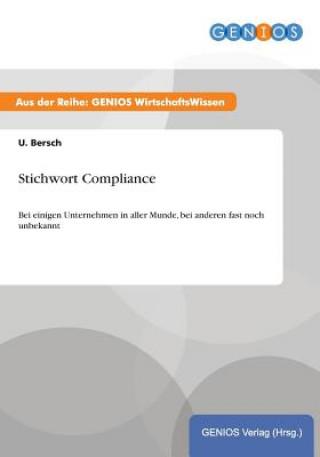 Stichwort Compliance
