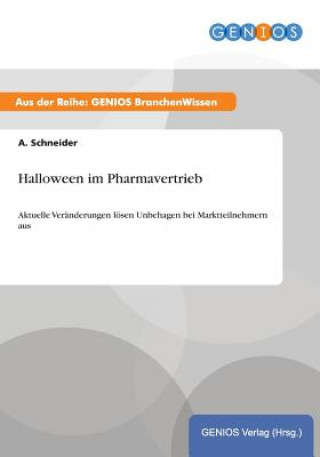 Halloween im Pharmavertrieb