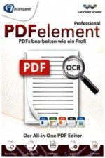 Wondershare PDFelement Professional (mit OCR), 1 CD-ROM
