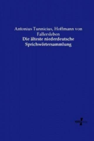 Die älteste niederdeutsche Sprichwörtersammlung