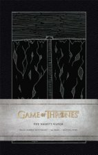 Game of Thrones: The Night's Watch Hardcover Ruled Journal