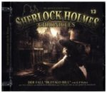 Sherlock Holmes Chronicles - Der Fall Buffalo Bill, 1 Audio-CD