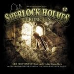Sherlock Holmes Chronicles - Der Flottenvertrag, 1 Audio-CD