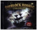 Sherlock Holmes Chronicles - Der Fall der Gloria Scott, 1 Audio-CD