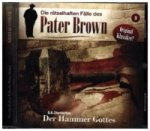 Pater Brown - Der Hammer Gottes, 1 Audio-CD