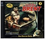 Larry Brent - Das Horror-Baby, 2 Audio-CD