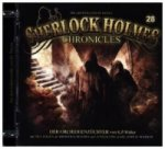 Sherlock Holmes Chronicles - Der Orchideenzüchter, 1 Audio-CD