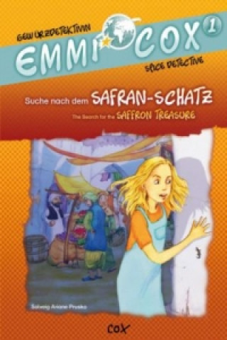Emmi Cox - Gewürzdetektivin - Suche nach dem Safran-Schatz. Emmi Cox - Spice Detective - The Search for the Saffron Treasure