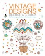 Vintage Designs Colouring Book