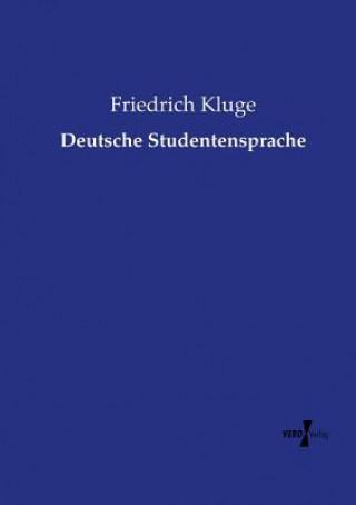 Deutsche Studentensprache
