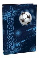Box na sešity A4 - Football