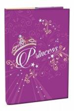 Box na sešity A5 - Princess