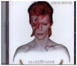 Aladdin Sane, 1 Audio-CD