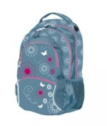 Školní batoh - Silver teen