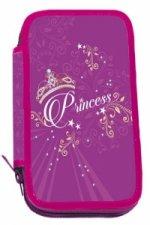 Školní penál dvoupatrový - Princess