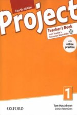 Project Fourth Edition 1 Teacher's Book with Online Practice Pack