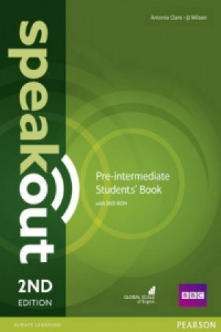 Speakout Pre-Intermediate 2nd Edition Students' Book and DVD-ROM Pack