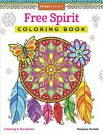 Free Spirit Coloring Book