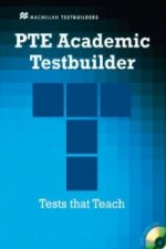 PTE Academic Testbuilder Students Book
