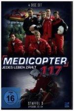 Medicopter 117 - Jedes Leben zählt. Staffel.3, 4 DVD