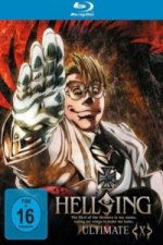 Hellsing Ultimative OVA, 1 Blu-ray (Mediabook)