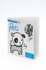 Wee Gallery Board Books: Pets