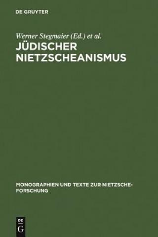 Judischer Nietzscheanismus