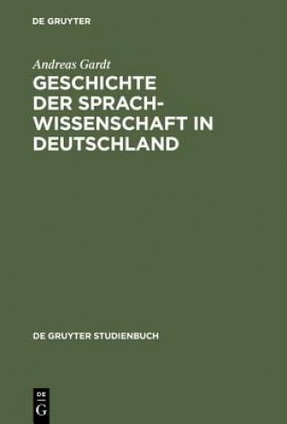 Geschichte der Sprachwissenschaft in Deutschland