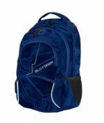 Školní batoh - Blue forza teen