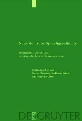 Neue deutsche Sprachgeschichte