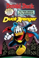 Donald Duck The Diabolical Duck Avenger