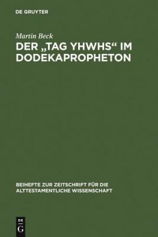 Tag YHWHs im Dodekapropheton