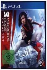 Mirror's Edge Catalyst, PS4-Blue-ray Disc