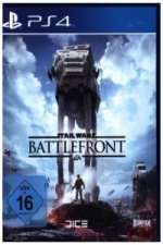 Star Wars Battlefront, PS4-Blue-ray Disc