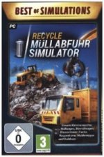 Recycle, Müllabfuhr-Simulator, 1 CD-ROM
