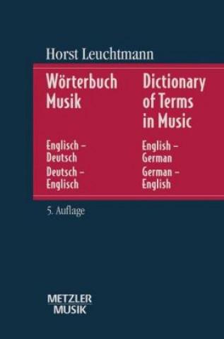 Worterbuch Musik