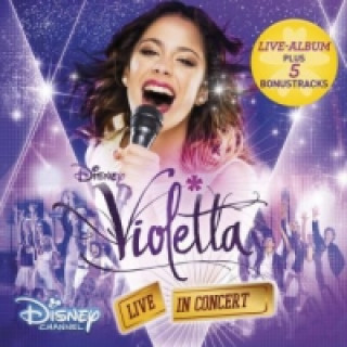 Violetta: Live In Concert, 1 Audio-CD. Staffel.2/2