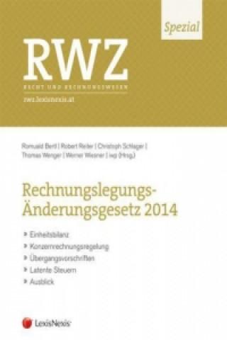 RWZ Spezial: Rechnungslegungs-Änderungsgesetz 2014