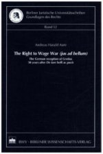 The Right to Wage War (jus ad bellum)