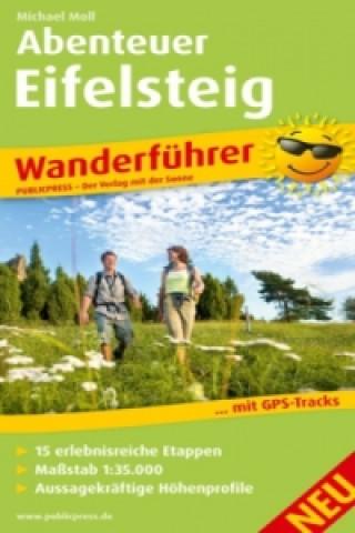 PublicPress Wanderführer Abenteuer Eifelsteig
