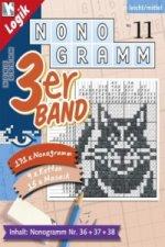 Nonogramm 3er-Band. Bd.11