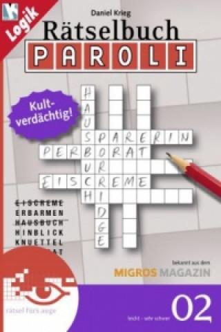 Rätselbuch Paroli. Bd.2