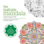 Nature Mandala Colouring Book
